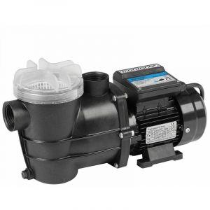 Monzana Pompe de filtration 9.960 l/h max. 400 W avec pré-filtre systèmes de filtration piscines eau IPX5 pompe de circulation pompe filtre