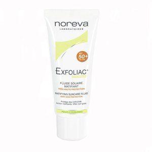 Noreva Exfoliac - Fluide solaire matifiant