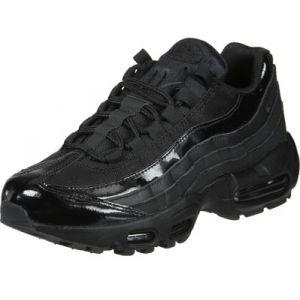Nike WMNS Air Max 95, Noir (Black/Black/Black 010), 39 EU
