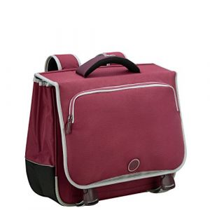 Delsey Cartable Back To School 2018 38 cm Framboise rouge