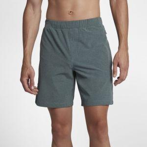 Nike Short Hurley Alpha Trainer Plus 45,5 cm Homme - Gris - Taille XL