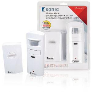 König Detecteur de mouvement 130 dB / 110 °