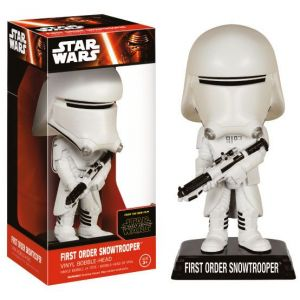Funko Figurine Star Wars Episode Vii : First Order Snowtrooper