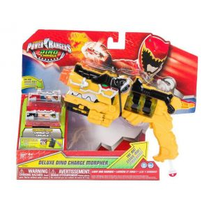 Bandai DX Morpher Power Rangers Dino Charge + 2 chargeurs