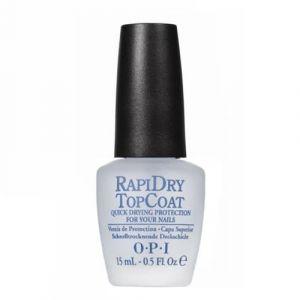 O.P.I RapiDry Top-Coat - Vernis de protection séchage rapide