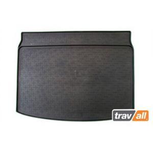 TRAVALL Tapis de coffre baquet sur mesure en caoutchouc TBM1116