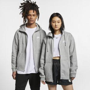Nike Sweatà capuche Sportswear Club Fleece pour Homme - Gris - Taille L - Homme