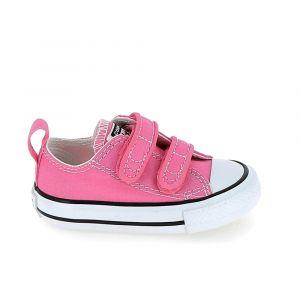 Converse Chaussures All Star 2V BB Rose rose - Taille 18,19,20,21,22,23,24,25,26