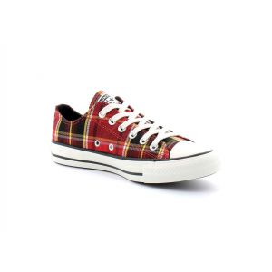 Converse Chaussures casual Chuck Taylor All Star OX Basses Mix And Match Rouge - Taille 37