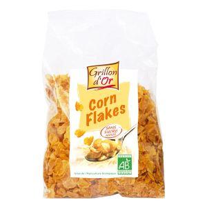 Grillon d'Or Corn Flakes natures Bio sans sucre ajouté (500 g)