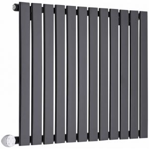 hudson reed radiateur design horizontal delta 63 5cm x 84cm x 4 6cm comparer avec. Black Bedroom Furniture Sets. Home Design Ideas