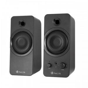 NGS Gaming GSX-200 - Haut-parleurs pour PC - 20 Watts - noir mat