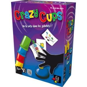 Gigamic Crazy Cups