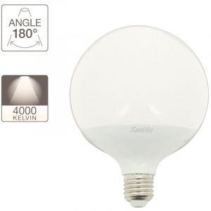 Xanlite Ampoule LED globe, culot E27, 20W cons. (150W éq.), lumière blanche neutre