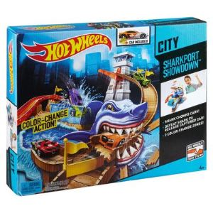 Mattel Hot Wheels - Piste Attaque de requin