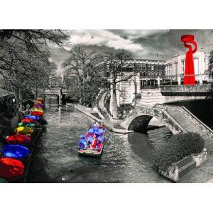Eurographics Puzzle San Antonio River Walk 1000 pièces