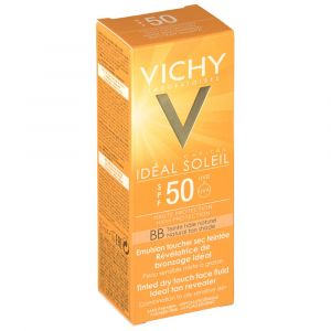 Vichy Ideal soleil BB Emulsion teinte Hâle naturel SPF50