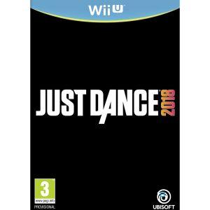Just Dance 2018 [Wii U]