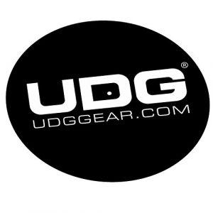 UDG Tapis antidérapant noir/blanc (set)