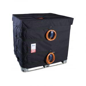 Multitanks Couverture chauffante pour cuve IBC - 230V - 2 x 1000W