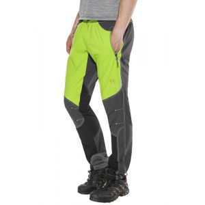 Karpos Rock Pantalon Homme, apple green/dark grey 48 Pantalons trekking & randonnée