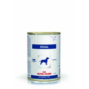 Royal Canin Veterinary Diet Chien Renal : 12 boites de 410 g