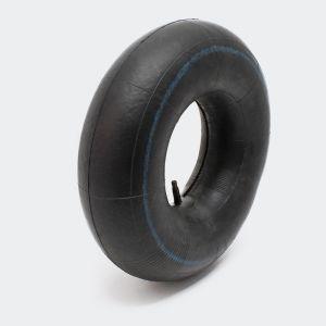 wiltec Chambre à air pour pneu de tracteur à pelouse 16x6.50-8 avec valve droite roue