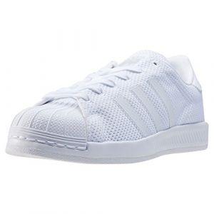 Adidas Superstar Bounce BY1589, Baskets Mixte Enfant, Mehrfarbig (White 001), 38 EU
