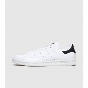 Adidas Stan Smith, Chaussures de Fitness Homme, Blanc Ftwbla/Negbás 000, 43 1/3 EU