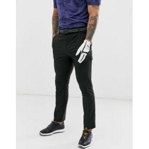 Puma Pantalon de golf tissé Tailored Jackpot pour Homme, Noir, Taille 32/30