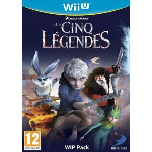 Les Cinq Légendes (Rise of the Guardians) [Wii U]
