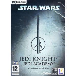 Star Wars : Jedi Knight - Jedi Academy [PC]
