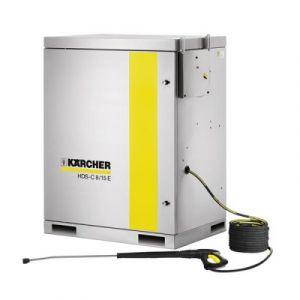 Kärcher HDS-C 8/15 E Steel - Nettoyeur haute pression