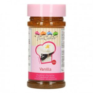 FunCakes Arôme Vanille100 g (Sweet *n Fairy, neuf)