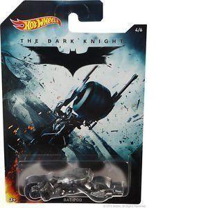 Mattel Hot Wheels Voiture Batman