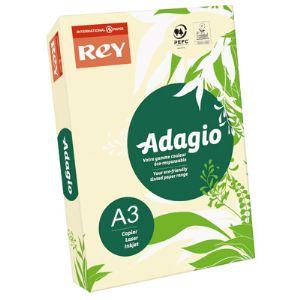 Rey Ramette de 500 feuilles Adagio A3 80g