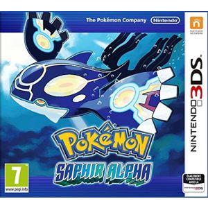 Pokémon Saphir Alpha [3DS]