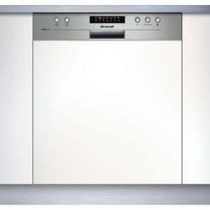 Brandt VH1505 - Lave-vaisselle encastrable 13 couverts