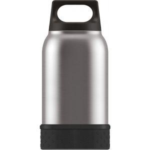 Sigg Hot & Cold Food Jar Gourde isotherme 0,5 L avec bol, brushed Bols & Tasses