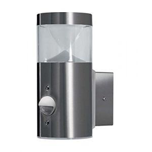 Osram Applique extérieure Endura Style Mini Cylinder Wall Sensor - 4 W - Acier chaud