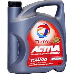 Total ACTIVA 5000 DSL 15W40 5L