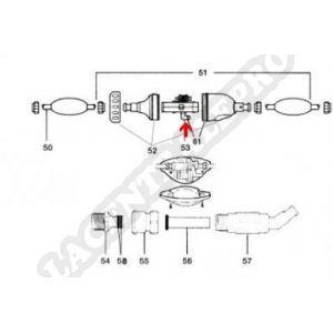 Procopi 1001011 - Mécanisme de vanne Polaris 180-280-380 depuis 1997