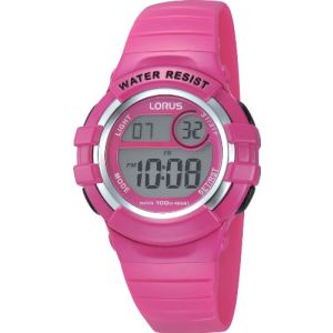 Lorus R2387HX9 - Montre pour fille Quartz Digitale