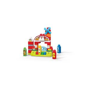 Mattel Mega Bloks - First Builders - La ferme musicale