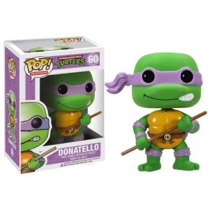 Funko Figurine Pop! : Donatello 10 cm (Tortues Ninja)