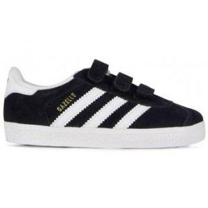 Adidas Gazelle CF I, Chaussures de Fitness Mixte Enfant, Noir (Negbas/Ftwbla 000), 26 EU