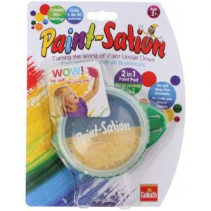 Goliath Paint Sation - Pots de peinture 2 en 1