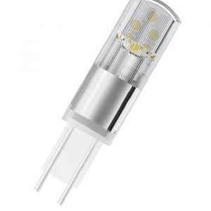 Osram Ampoule capsule LED GY6.35 dépolie 2.4 W équivalent a 28 W blanc chaud