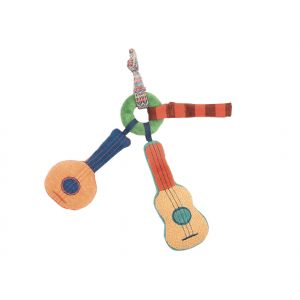 Moulin roty Hochet guitare Les Zig et Zag