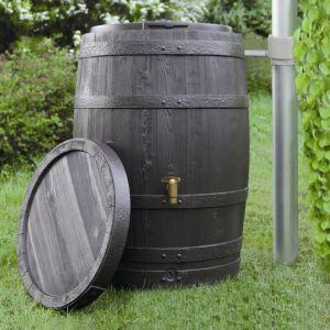 Garantia Récupérateur d'eau Tonneau Vino 250L - Kit complet